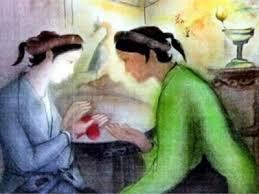 """Phân tích đoạn trích """"Trao duyên"""" trong Truyện Kiều của Nguyễn Du"""