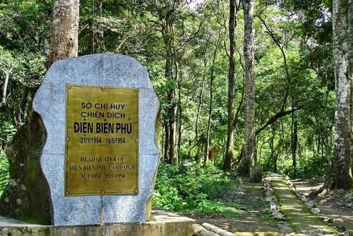 Gioi thieu So chi huy chien dich Dien Bien Phu tai Muong Phang Giới thiệu Sở chỉ huy chiến dịch Điện Biên Phủ tại Mường Phăng