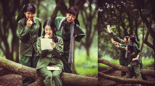 van mau phan tich truyen ngan nhung ngoi sao xa xoi cua le minh khue Phân tích truyện ngắn Những ngôi sao xa xôi của Lê Minh Khuê