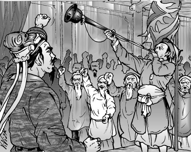 """van mau hay thuyet minh ve tac pham binh ngo dai cao cua nguyen trai Hãy thuyết minh về tác phẩm """"Bình Ngô đại cáo"""" của Nguyễn Trãi"""