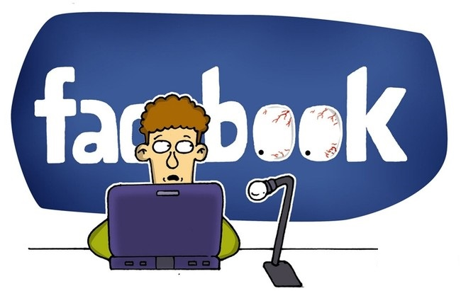 van mau nghi luan xa hoi ve nghien facebook Nghị luận xã hội về nghiện Facebook