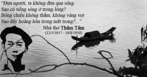 """van mau binh giang bai tho tong biet hanh cua tham tam Bình giảng bài thơ """"Tống biệt hành"""" của Thâm Tâm"""
