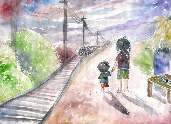 """van mau cam nhan cua ban ve truyen ngan hai dua tre cua thach lam Cảm nhận của bạn về truyện ngắn """"Hai đứa trẻ"""" của Thạch Lam"""