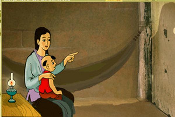 van mau phan tich nhan vat vu nuong trong nguoi con gai nam xuong Phân tích nhân vật Vũ Nương trong Người Con Gái Nam Xương