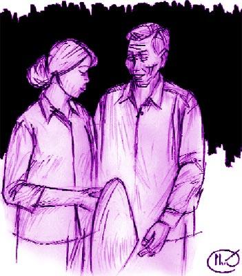 van mau phan tich nhan cat vo trang trong truyen vo nhat cua kim lan Phân tích nhân vật vợ Tràng trong truyện Vợ nhặt của Kim Lân