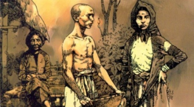 van mau phan tich nhan vat trang trong truyen ngan vo nhat cua kim lan Phân tích nhân vật Tràng trong truyện ngắn Vợ nhặt của Kim Lân