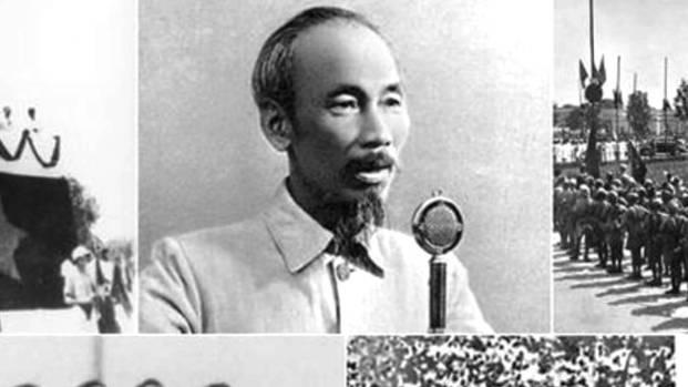 van mau phan tich tuyen ngon doc lap cua ho chi minh Phân tích tuyên ngôn độc lập của Hồ Chí Minh