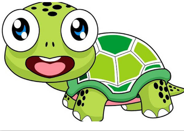 doc truyen co tich hai con co va con rua 2 Tả con vật mà em yêu thích lớp 2, bài văn miêu tả con rùa, con mèo