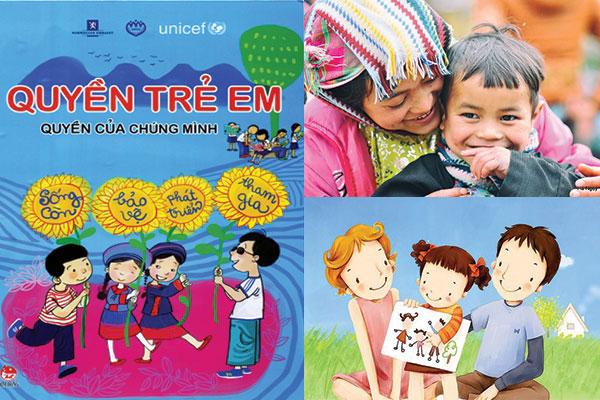 tre em co nhung quyen gi 1118 Soạn bài lớp 9: Tuyên bố thế giới về sự sống còn, quyền được bảo vệ và phát triển của trẻ em